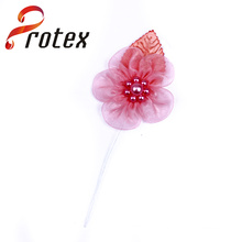 2015 Fabric Home and Wedding Decoration Cheap Wholesale Artificial Flowers