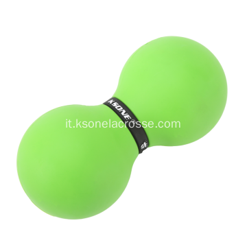 Rullo di massaggio Peanut Yoga Ball