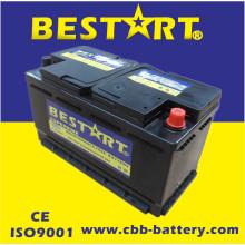 Bateria de carro seca 12V 100ah Mini Bus Auto Bateria de carro selada Mf