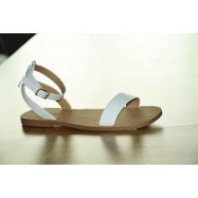 Ladies Summer New Fashion Belt Buckle Breathable Sandals