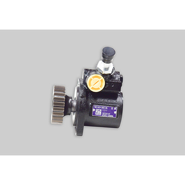 Hydraulic vane steering pump