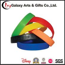 Pulseira de pulseiras/moda colorida Silicone esporte muito Popular
