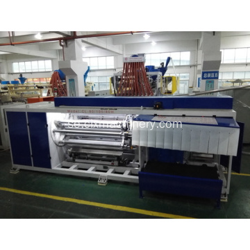 PE Co-Extrusion Casting Stretch Wrap Film Machine