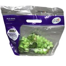 Accept Customized Logo Printing Fresh Fruit Ziplock Plastic Pouch