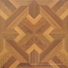 Household E0 8.3mm Embossed Oak Sound Absorbing Laminated Flooring