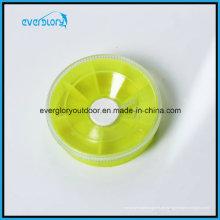 Bx0011 High Quaity Plastic Clear Clip Blei Sinker Box