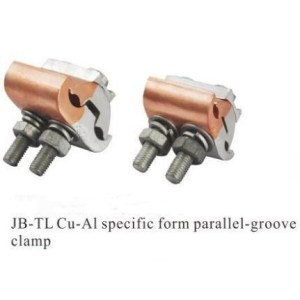 Ειδική μορφή JBTL Cu-Al Parallel Groove Clamp