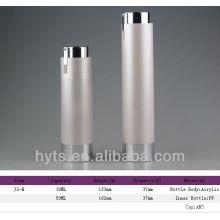 botella acrílica sin aire de la bomba de acrílico