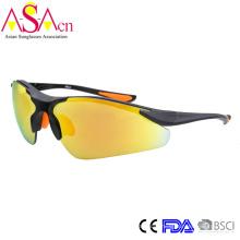 Designer Fashion Men Sport Polarized Tr90 Sunglasses (14352)