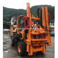 High Quality Highway Pagar Pembatas Pile Driver