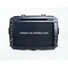 Wince Systems Car DVD pour Carens avec TPMS + usine directe
