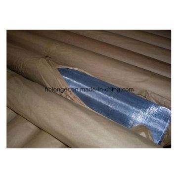 Pantalla de la ventana galvanizado