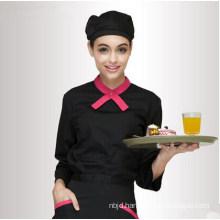 New Design Hotel Waitress Uniform High Fashion