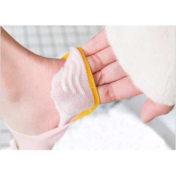 OEM Cotton Silicone Antiskid Cute Boat Socks for Promotion