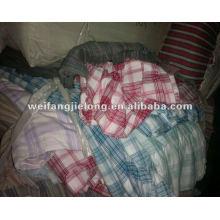"100% cotton 21x21 64x54 58/60"" yarn dyed flannel"