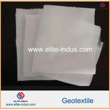 Filamento Spunbonded tela geotextil no tejido en medidas de control de la erosión