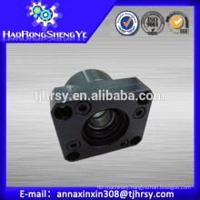 Ball screw end support bearing unit FKA06, FKA08