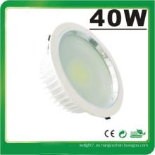 Lámpara LED LED Down Luz Dimmable LED Luz