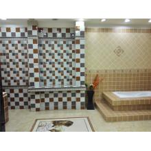 Venda imperdível! De boa qualidade Telha cerâmica decorativa lustrada da parede