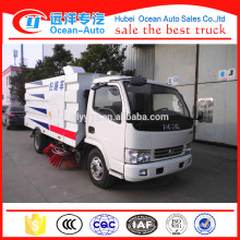 Dongfeng 4000 Liter Municipal Sweeper for Sale