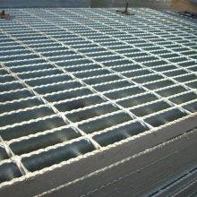 Caillebotis en acier galvanisé par plancher de plate-forme