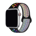سوار Apple Watch سيليكون مخصص