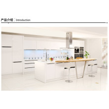 Modern Lacquer Modular Kitchen Cabient