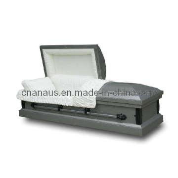Estilo americano 22 Ga aço caixão (22H2055N)
