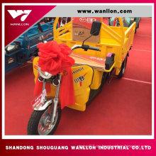 Electro-Triciclo de 650W para triciclo de carga de pedal