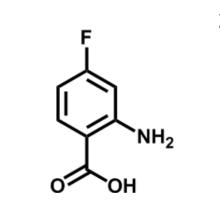2-Amino-4-fluorobenzoic acid CAS 446-32-2