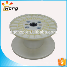 empty abs custom plastic bobbin for wire