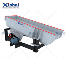 China Supplier small vibrating feeder , small vibrating feeder for sale