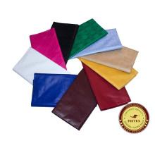 Tissu africain bon marché en gros de tissu de tissu de Bazin de prix / tissu pour des femmes africaines