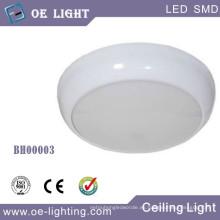 Tabique hermético de LED 15W luz con Sensor de microonda /