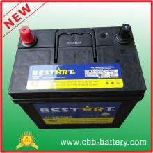 38b20L-Mf Bateria de carro padrão JIS Bateria de armazenamento de bateria auto 12V35ah Mf
