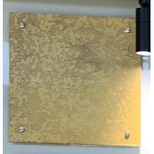 Цветной алюминиевый лист с мраморным рисунком толщиной 2,5-4 мм