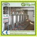 Linha de produção automática de leite quente