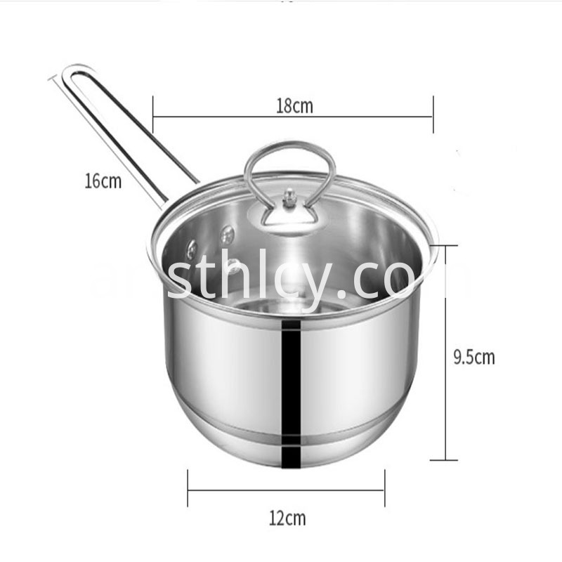Stainless Steel Cookware Set On Sale