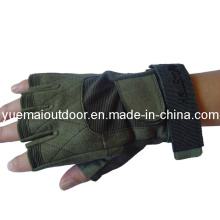 High Quality Tactical Leather Gloves