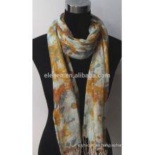 Bufanda de lino de moda