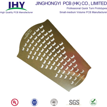 0.05-1.5mm Laser Cutting SMT Stainless Steel PCB Stencil