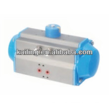 AT pneumatic actuator with single&double acting,AT32~AT200