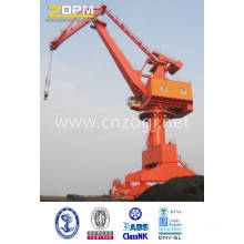 Widely Used Four-Link Level Luffing Portal Crane