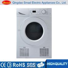 Secador de roupa automático portátil do secador do condensador 8kg