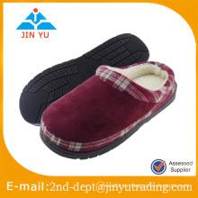 2016 microfibra zapatillas de interior cómodo / zapatillas de invierno cálido para las mujeres