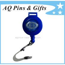 Blue Badge Reel with PVC Strip