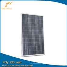 Panel solar Poly 230W 30V (SGP-230W)