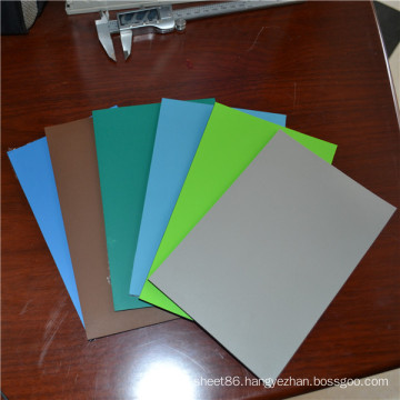 Factory Price Anti-Static Rubber Sheet/ Industry ESD Rubber Mat