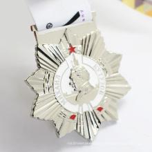 Award Medal Vintage Custom Metal Honor Medallion Awards