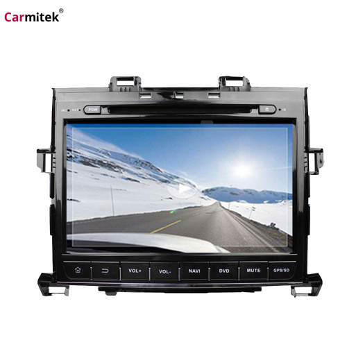 Reproductor multimedia para TOYOTA Alphard 2007--2014